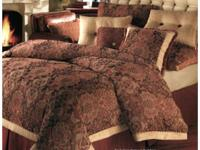 We design and fabricate exclusive and custom bedding as
