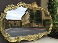 Absolutely exquisite and breathtaking mirror, about