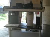 EXTEK 7151 MICROFICHE STEP & REPEAT CAMERA SYSTEM $900