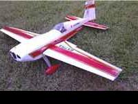 Extra 300 s RC Plane for sale. Please call for pricing.
