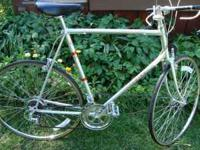 The tall bike for the tall guy. 1980 Schwinn World