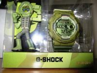 looking to sell my Casio GD=100 G-shock man box asking