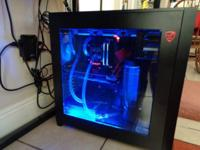 We have this custom built pc available it originally a
