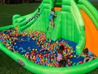 Crocodile Island Inflatable Water Theme parks is an