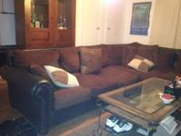 I have a set of very nice sectional couches. They are