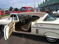 VERY RARE! 1958 Chevy Impala Hardtop 50th Anniversary