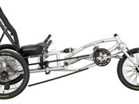 Looking for a stable, comfortable recumbent?  Come