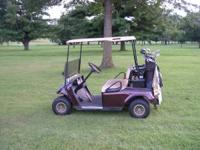 For Sale EzGo Electric Golf Cart Call 1- Location: