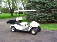 I have for sale a gas powered EZ GO Workhorse Golf