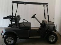 Golf cart for sale, has never been to the golf course,
