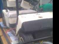 Ez Go golf cart, gas powered, needs fuel pump which is