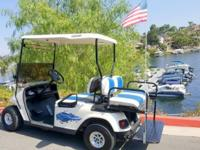 Great Looking Golf Cart! 4 Seat EZGO Electric