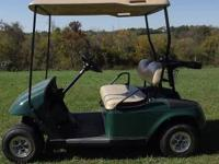 1996 model Ez-Go brand golf cart in great condition, 4