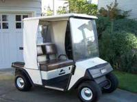 Immaculate condition- always well maintained 1992 EZGO