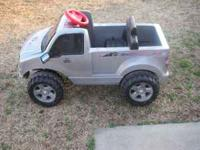 F 150 Ford Power Wheel for sale. Works great. Comes