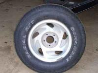 I have a set of factory 17 inch wheels off of a 2001