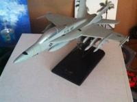 Hi everybody I'm selling my f/a 18 hornet 1/48 scale
