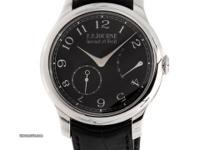 "Pre-Owned F.P. Journe Chronometre Souverain ""Black"