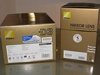 Description Brand New Nikon D3 12.1MP DSLR Camera Nikon