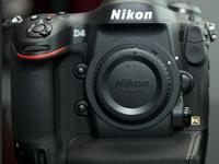 Nikon D4, This new flagship offers speed and accuracy