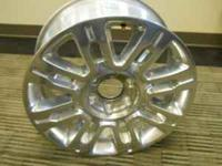 20 INCH WHEELS FOR A F150 2007-2011. RETAIL OVER 800