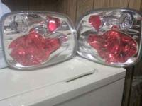 LED Tail Lights for Ford F150 Lariat 2001 $75 pair JL