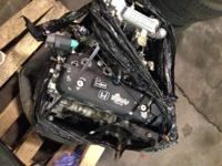 I have a honda F22 engine I would such as to do away