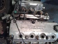 I have a f23a1 VTEC engine and transmission for sale