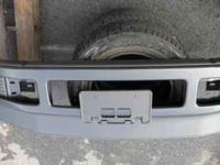 Ford Super Duty Front Painted Bumper 08 09 10 This is a