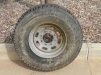 I lifted my truck and can't use the spare tire anymore.