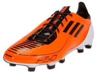 The adizero is one of the lightest, fastest boots to