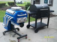 I have a brand new propane fab grill. very rare and