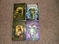 Fablehaven Paperback Books 1-4 By Brandon Mull Book 1