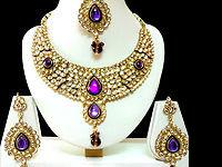 Appreciate the look of real precious stones and