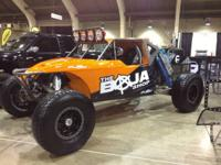 The Baja Shop provides customized fabrication &