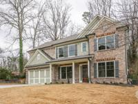 Fabulous new construction located in Ashford Park!