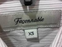 Facconable blouse with excellent embroidery fabric-