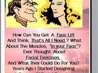How Can You Get A Face Lift And Think, Thats All I