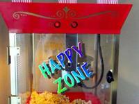 HAPPY ZONE EVENTS   **OWN REAL PHOTOS**  Popcorn