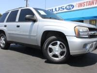 2008 Chevrolet Trailblazer 4WD SUV 4.2 L 6CYL. Stock #