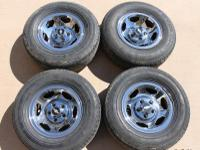 I'm selling several sets of wheels.   454SS truck