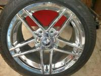 SET OF 50TH ANNIVERSARY FACTORY WHEELS OFF OF 2003 ( 5