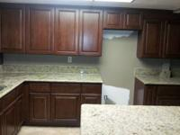 Factory Direct All Wood Dark Chocolate Kitchen Cabinets