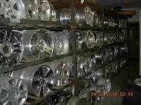 Curb a wheel? we stock a large assortment of factory