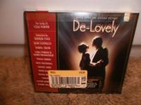 "Brand new, factory sealed CD of the 2004 ""De-Lovely"""