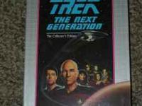 factory sealed collectible star trek the next