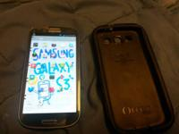 extremely good Samsung galaxy s3. Has been factory