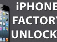 Factory unlocking service for Att,Tmobile,Metro