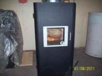 fahrenheit furnace add on works very well, heats my
