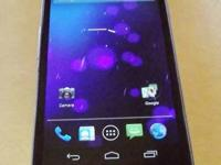 Sprint Samsung Galaxy Nexus L700 with Clean ESN with